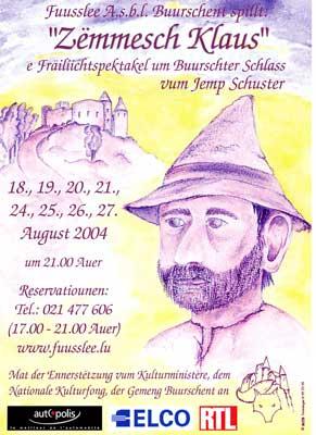 Zëmmesch Klaus (2004)